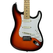 1993 Fender Stratocaster Strat Plus Electric Guitar Sunburst