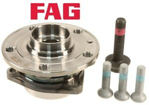 Front Axle Bearing & Hub Assembly 85mm FAG 7136109800 For Audi A3 S3 Volkswagen