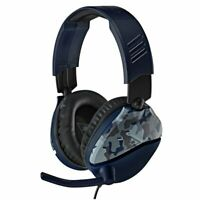 TURTLE BEACH Ear Force Recon 70 Blue/Camo Wired Gaming Headset