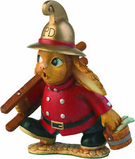 Pendelfin - Syngen The Fireman PD146 Rabbit Figurine