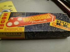 HO Scale Roundhouse Southern Pacific Gondola 1950's boxed