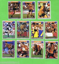 1993  BALMAIN TIGERS  RUGBY LEAGUE CARDS