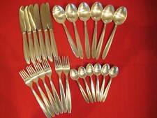Besteck H.R. 6 Personen 90 er Silberauflage 24 Teile