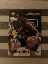 1998 Collector's Edge Impulse 98 Basketball Tracy McGrady Rookie Card