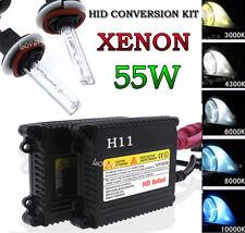 DC 55W Xenon Headlight Conversion HID Kit H1 H3 H4 H7 H8 H13 880 HB4 9007 30000K