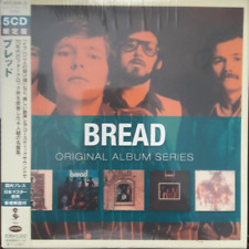 "BREAD ""ORIGINAL ALBUM SERIES"" 5 CD ( Box Set) NEW"