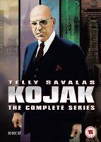 Nuovo Kojak Stagioni 1 A 5 Collezione Completa DVD
