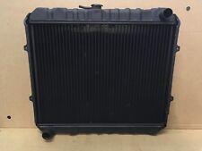 Daihatsu Fourtrak Petrol Manual OE Radiator Recore Service - Brass & Copper