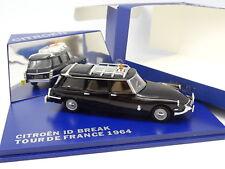 Norev 1/43 - Citroen DS ID Break Gendarmerie Tour de France 1964