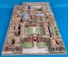 """Vintage Danbury Mint Miniature """"Hampton Court"""""""