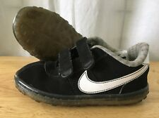 Nike Shoes Baby Toddler Size 9C Black And White