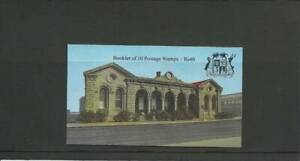 MAURITIUS SB6 BOOKLET 150TH ANNIV OF POST OFFICE STAMPS MNH