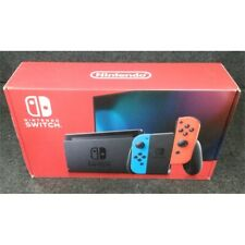 Nintendo HAD S KABAA USZ Switch Console With Neon Blue & Red Joy-Con 32GB