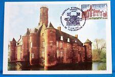 CASTLE D ESQUELBECK FRANCE CPA Postcard Maximum Yt 2000 C
