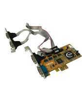 EXSYS EX-44094 PCI-Express-Karte - 4x Com Port RS-232