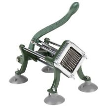 """1/4"""" French Fry Cutter with Durable Suction Feet Restaurant Bar Kitchen Cooking"""