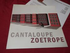 Cantaloupe:   Zoetrope   2015  Near Mint    LP