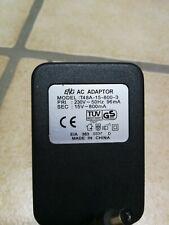 ENG AC Adapter Netzteil 15V T48A-15-800-3