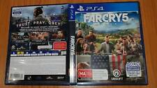 PS4 Game - Farcry 5