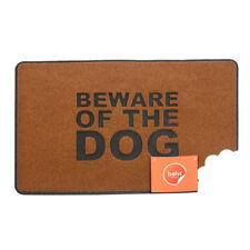 Zerbino Beware of Dog gommato Balvi