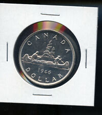 1946 Canada Silver Dollar MS62 or better DCB13