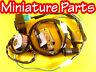 PIT BIKE WIRING LOOM KICK START ENGINE KIT CDI COIL FITS ALL KICKSTART ENGINES