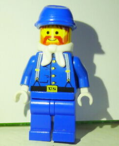 LEGO Western Cavalry Soldier Minifigure 1996 Replacement Part with bandana