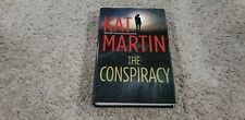 The Conspiracy Kat Martin Hardcover