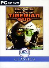 Command & Conquer: Tiberian Sun - Classic (PC CD).
