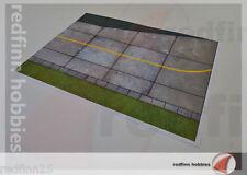 4FX Dioramics Tarmac Model Base Set 009