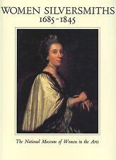Women Silversmiths UK Ireland (1685-1845) Names Dates Marks / In-Depth NEW Book