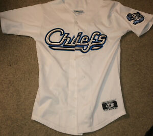 Syracuse Sky Chiefs Home Jersey - Washington Nationals - Size Youth Medium M