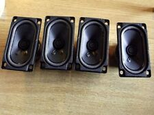 Headrest speaker set, 4 speakers, Mazda MX-5 mk1, Eunos MX5 fit both seats