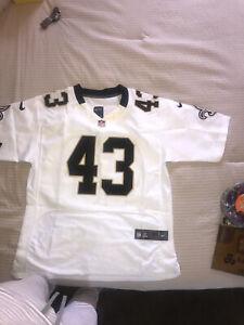NFL NIKE New Orleans Saints Jersey #43 Darren Sproles size 40