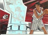 YAO MING 2003-04 UPPER DECK SPx #26 SEE SCANS
