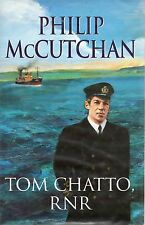 PHILIP McCUTCHAN TOM CHATTO RNR FIRST EDITION HARDBACK U/C DJ 1996
