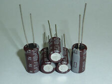 20PCS 400v 8.2uF 400V UTWHS TK High-Voltage small size Capacitor 8x15