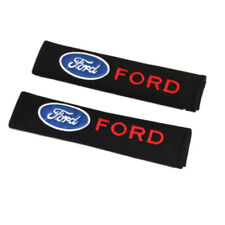 Car Seat Belt Covers Shoulder Pads Protect Safety Cushion Cotton for FORD