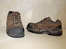 Kodiak Men's Waterproof Trail Safety Toe Hiker Shoe Brown Size 11 Used!!!!