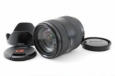 Sony DT 16-105mm f/3.5-6.3 SAL16105 A Mount Lens w/Food [Excellent] From Japan