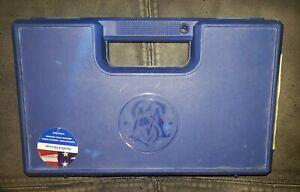 "Smith & Wesson Original Case Box For Model 10  .38 Cal.  4"" Barrel w/ Paperwork"