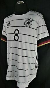 Toni Kroos Trikot DFB Deutschland 2020 SPIELERVERSION ! RAR ! Größe L NEU