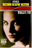 Various Artists ..Hins New Hits World's Top.. Import Cassette Tape