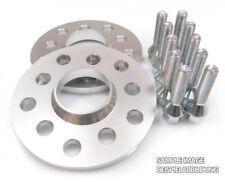 Spurplatten-Satz 2x 15mm 5x120 Inkl. 10 Radschrauben M12x15 Kegelbund 39mm