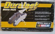 BNIB Duralast Gold Disc Brake Pads Set Front Bosch 2011 Ford Mustang DG1464 4pc