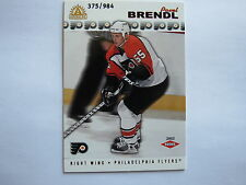 2001-02 PACIFIC ADRENALINE#219 PAVEL BRENDL RC /984