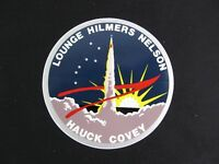 NASA Space Shuttle Crew Member Patch Decal STS 26