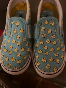 Simpsons x Vans Toddler shoes Baby Maggie 10