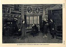 Gastspiel Eleonora Duse Dresden Die italienische Künstlerin als Rebekka West1906