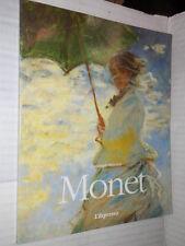 CLAUDE MONET 1840 1926 Christoph Heinrich L Espresso 2001 libro arte saggistica
